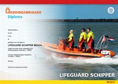 Lifeguard Schipper Beach